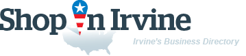 ShopInIrvine. Business directory of Irvine - logo